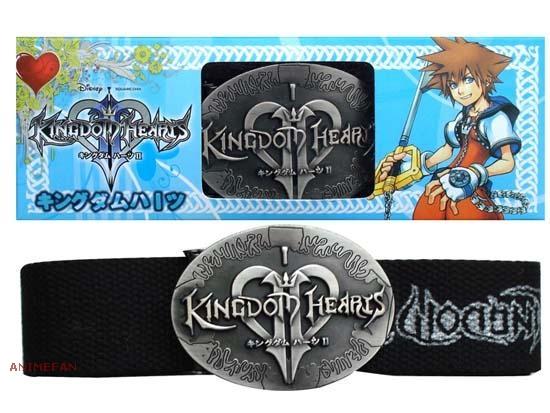 Ремень Kingdom Hearts_01