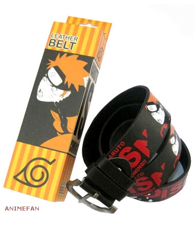 Ремень Naruto - Наруто Удзумаки