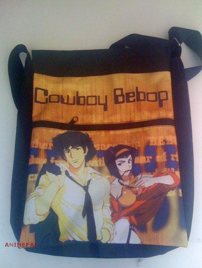 Сумка Cowboy Bebop_01