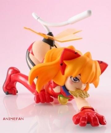 Фигурка Asuka Aero Cat