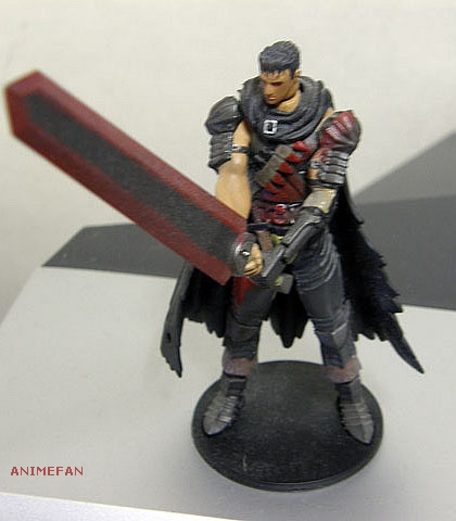 Фигурка Berserk Guts Black Fencer