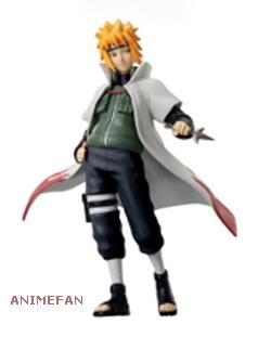 Фигурка Naruto Shippuuden_Fourth Hokage_02