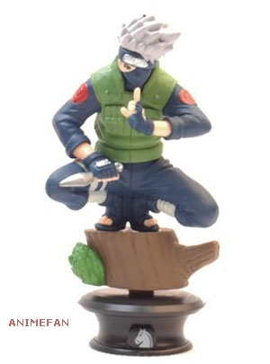 Фигурка Naruto Shippuuden_Kakashi_08