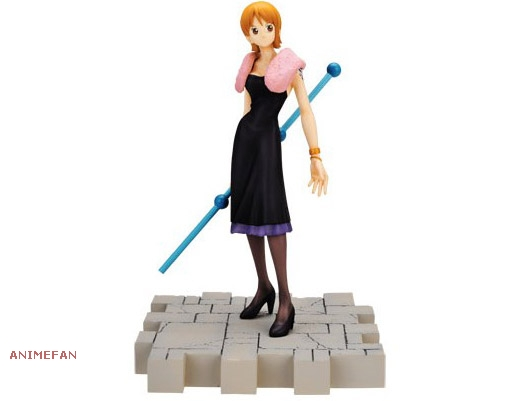 Фигурка One Piece Nami_01