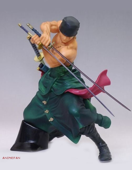 Фигурка One Piece Zoro Roronoa_02