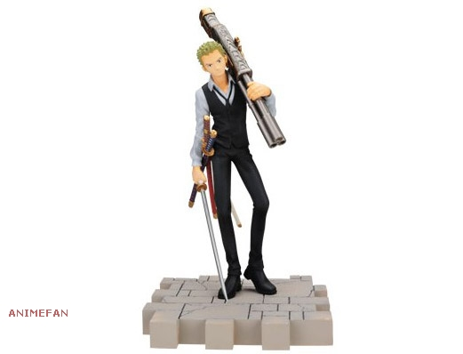 Фигурка One Piece Zoro_01
