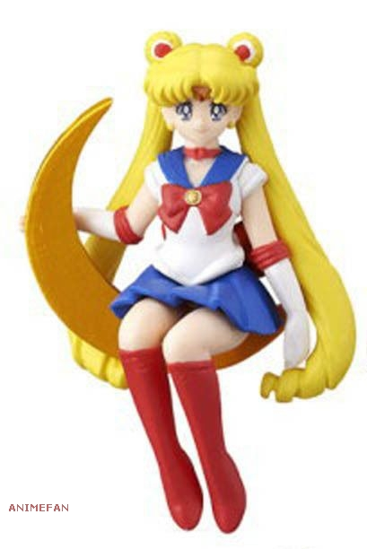 Фигурка Sailor Moon Desktop Usagi_01