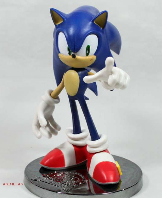 Фигурка Sonic the Hedgehog SEGA SONIC 20th Anniversary Edition PVC