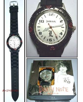 Часы Death Note_13