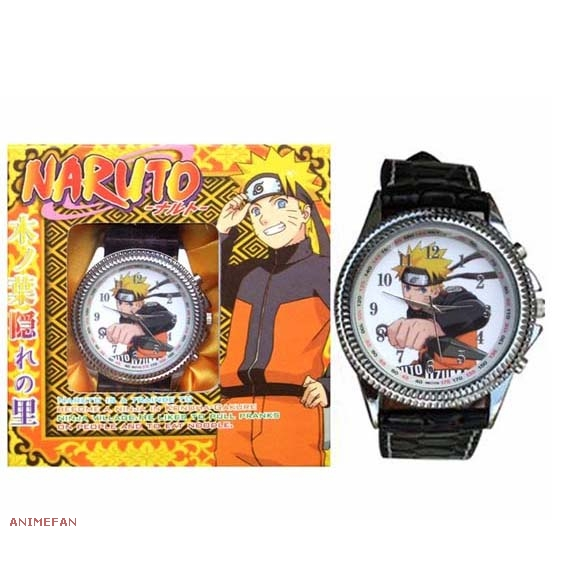 Часы Naruto_10 - Узумаки Наруто