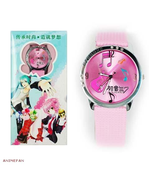Часы Vocaloid Hatsune Miku_05
