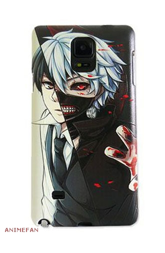 Чехол Samsung Galaxy Note 4 Токийский Гуль_01