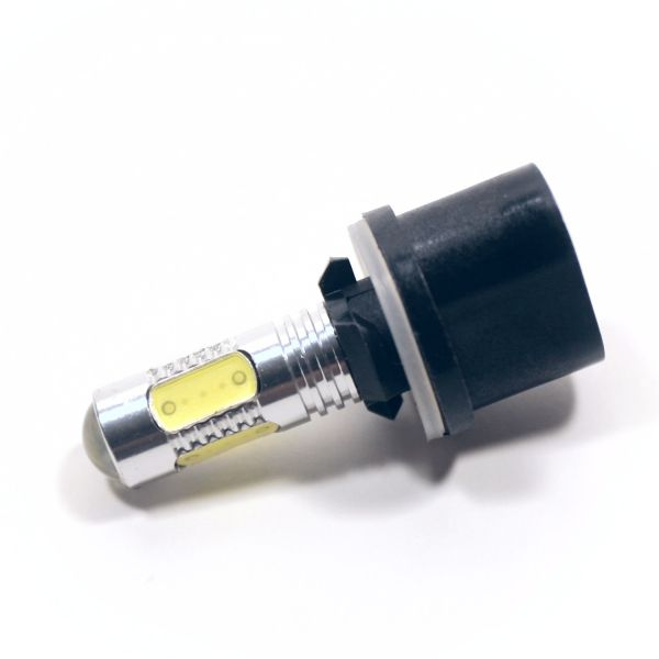 Светодиодная лампа белая H27 1xCREE + 4xEPISTAR 7,5W