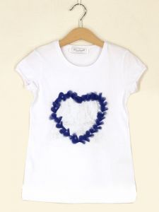 футболка девочке 8 лет