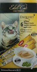 Edel Cat - Эдель Кэт Крем-суп с С птицей и печенью 90г