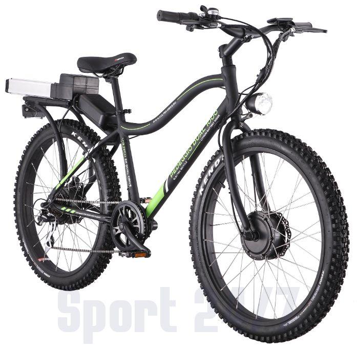 Электровелосипед Велогибрид PEDEGGIO DUAL (112-15)