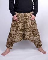Оригинальные милитари штаныиз бежевого камуфляжа, купить в Москве в интернет магазине
