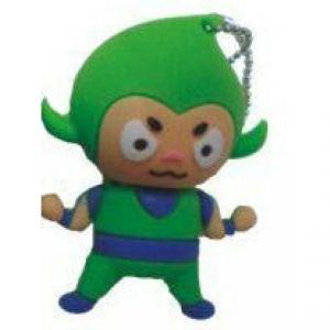Флешка Астробой зеленый