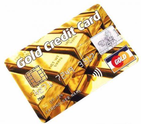 Флешки кредитные карты