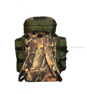 Рюкзак PRIVAL Кузьмич 45 литров кмф-лес-хаки