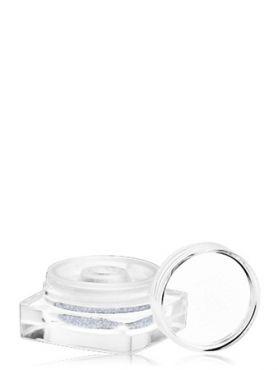 Make-Up Atelier Paris Sparkles Model SL02 White blue Пудра рассыпчатая мерцающая из слюды солнечный бежевый