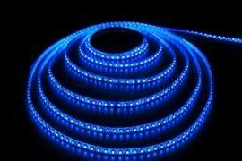 СД лента 14.4Вт SMD5050-60LED 780Lm 12V IP65 (синий)