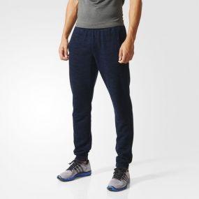 Брюки adidas Essentials Pants All Over Print синие