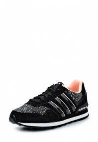 Женские кроссовки adidas 10K Women чёрные