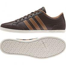 Кеды adidas Caflaire Low коричневые