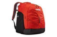 Рюкзак для ботинок RoundTrip Boot backpack, черный/красный
