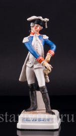 Офицер гвардии, 1786, Goebel, Германия, артикул 02404