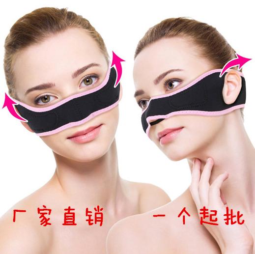 Лифтинг маска-бандаж для подтяжки скул 3D лифтинг эффект