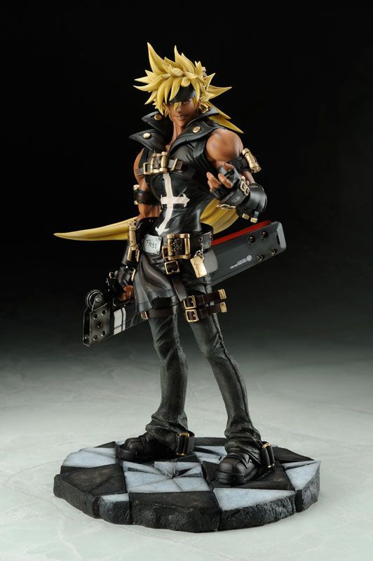 Фигурка GUILTY GEAR Sol Badguy Color 4