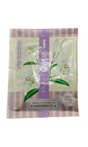 015113 Соль для ванны увлажняющая (с маслом подсолнечника, 25g*1)