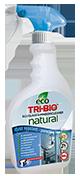 Tri-Bio Натуральная эко жидкость для мытья стекол 500 мл