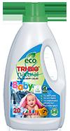 Tri-Bio Натуральная эко жидкость для стирки детского белья 0,94 л