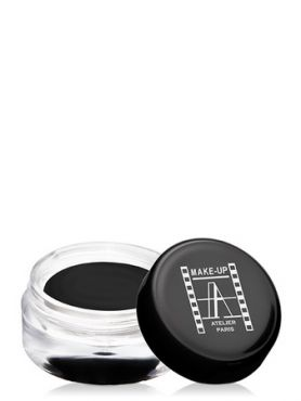 Make-Up Atelier Paris Cream Eyeshadow ESCGM Gris metal Тени для век кремовые серые (серый металлик)