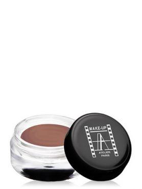 Make-Up Atelier Paris Cream Eyeshadow ESCBEIR Beige rose Тени для век кремовые бежево - розовые (розово-бежевые)