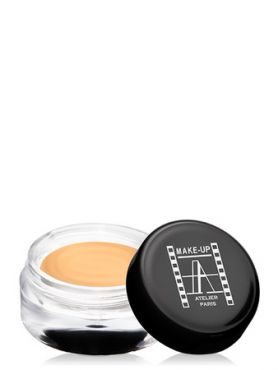 Make-Up Atelier Paris Cream Eyeshadow ESCSO Sable or Тени для век кремовые золотой песок
