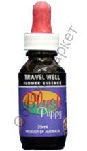 Капли для путешествий Plush Puppy Travel Well Австралия