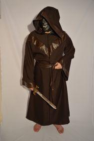 Костюм средневековый  монах