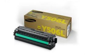 Samsung CLT-Y506L /SEE оригинальный картридж