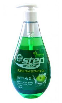 KMPC Жидкость для мытья посуды (с ароматом яблока) 500ml
