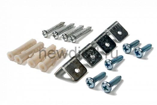 Комплект подвесов LP-КПП-К потолочный короткий для панели СД