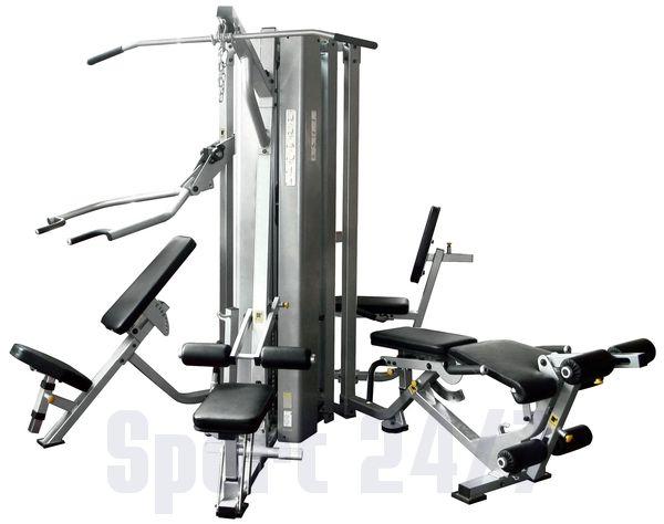 Мультистанция 4-х позиционная  Spirit Fitness  BWM 109-4