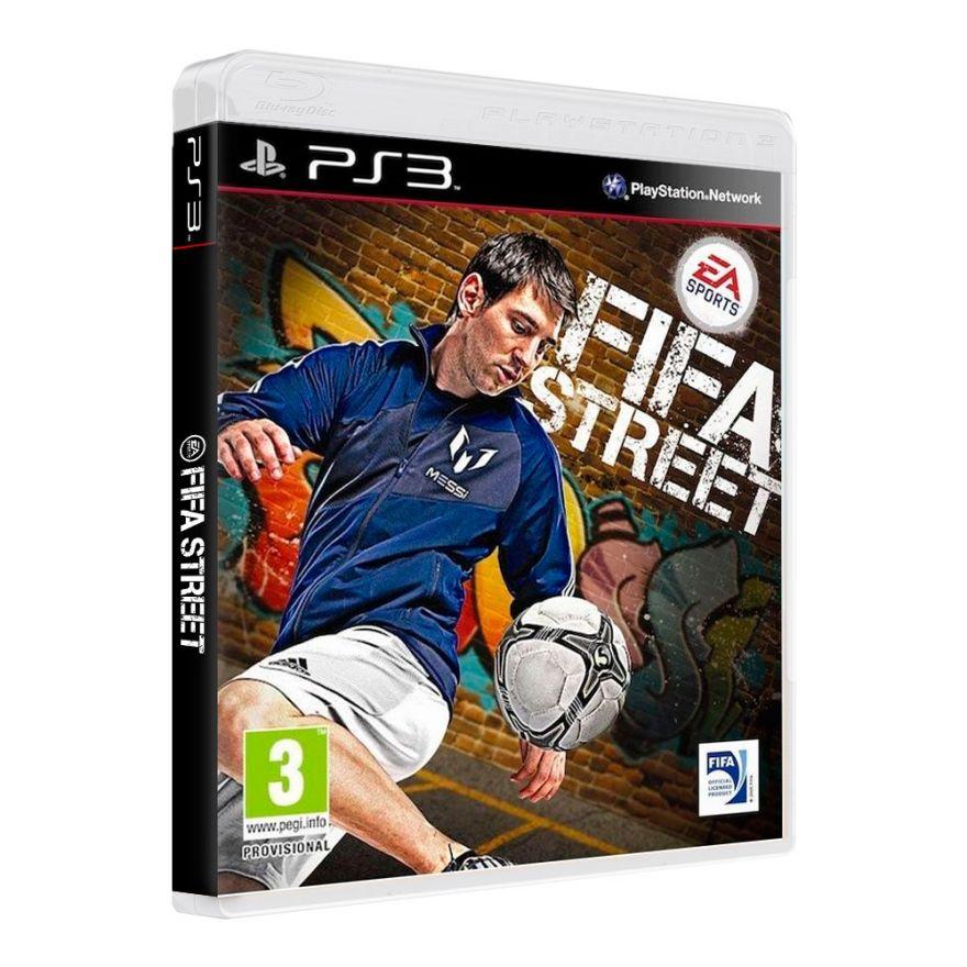 Игра FIFA Street (PS3)