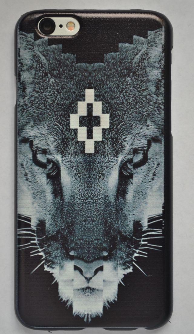 Чехол-накладка для iPhone 5/5s Marcelo Burlon №8