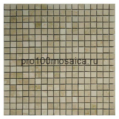 BOTTICINO Pol. 15x15. Мозаика серия STONE, размер, мм: 305*305*4 (ORRO Mosaic)