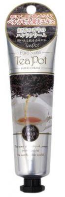 033554 Смягчающий крем для рук с экстрактом чая,  розы и алоэ-вера. С ароматом чая из роз, 60 гр
