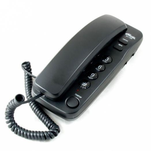 Телефон RITMIX RT-100 black